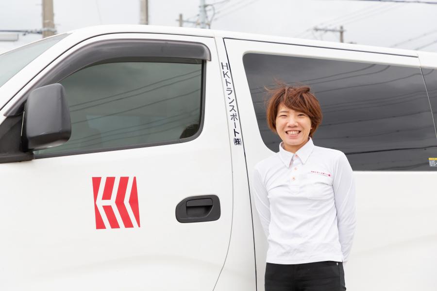 ドライバーミヤケさん